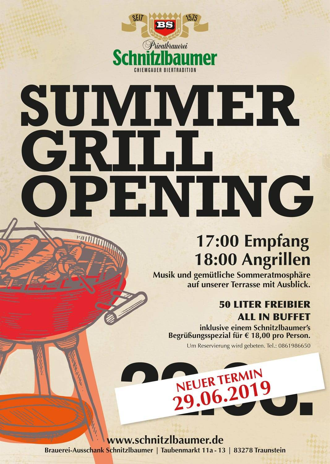 Summer Grill Opening 1