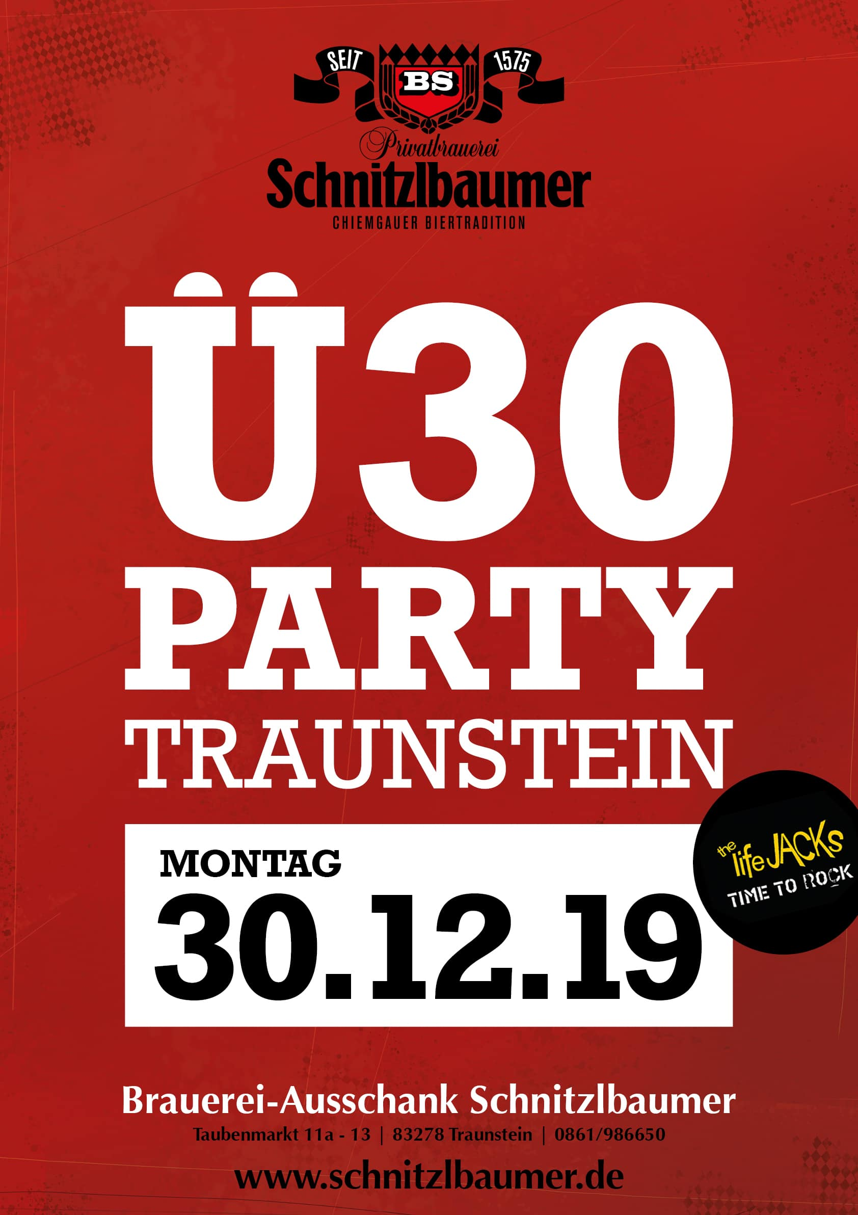 Ü30 Party Traunstein 1