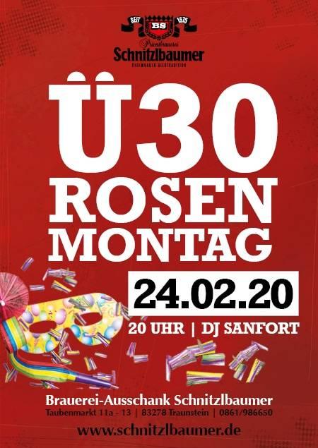 Ü30 Rosenmontag 1