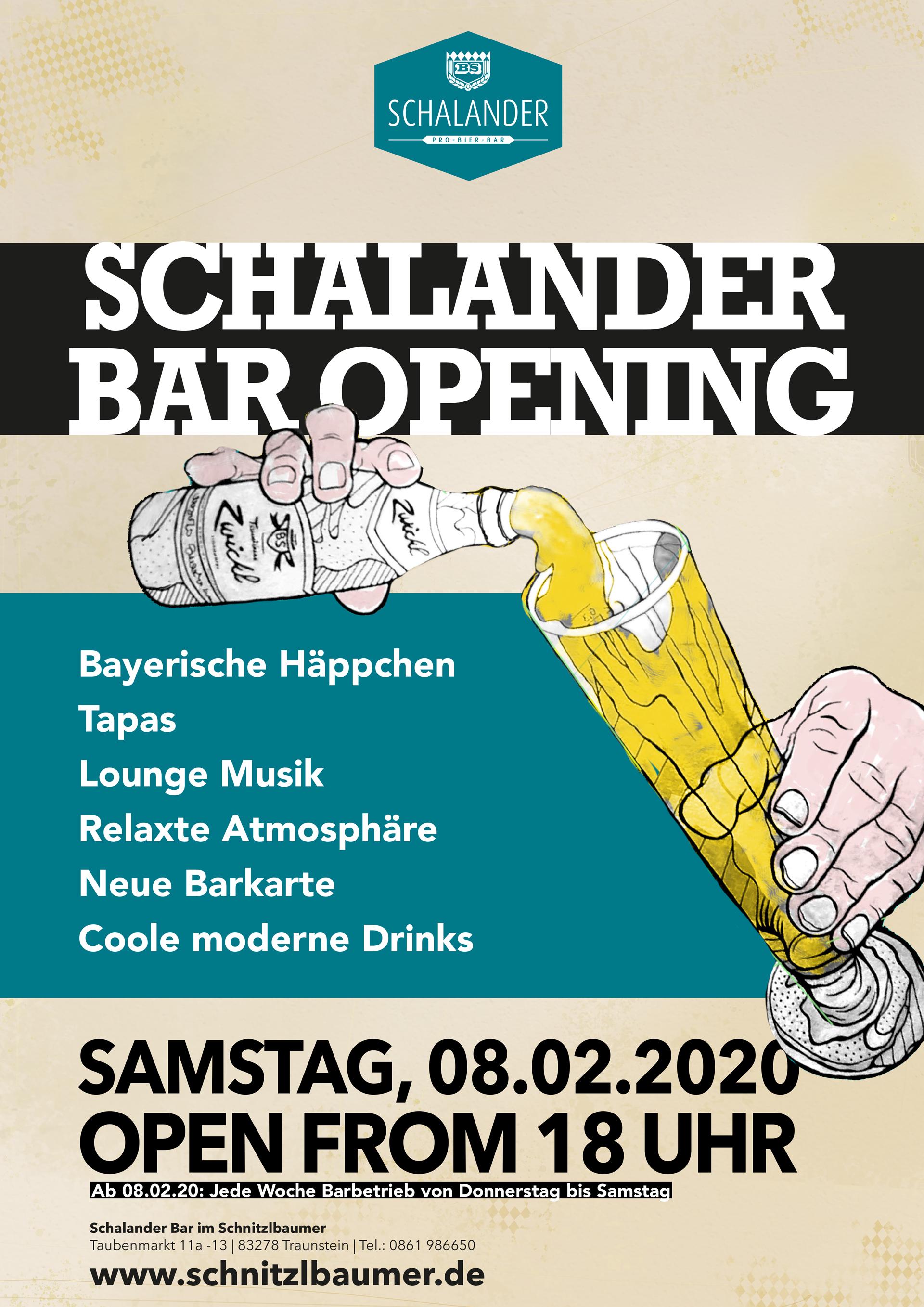 Schalander Opening 1