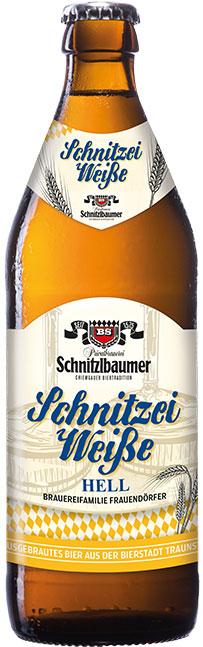 Schnitzei Weiße Hell 2